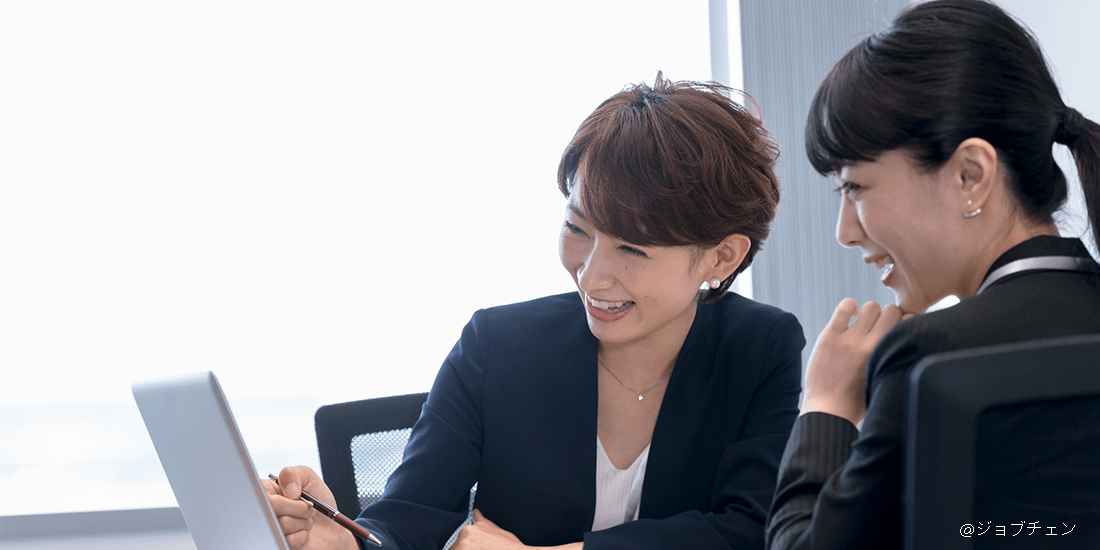 30代女性が転職先を選ぶ3つのポイント